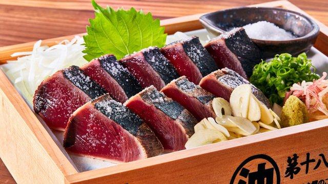 上野御徒町で人気!鰹のたたき・刺身が美味い海鮮居酒屋のご紹介♪