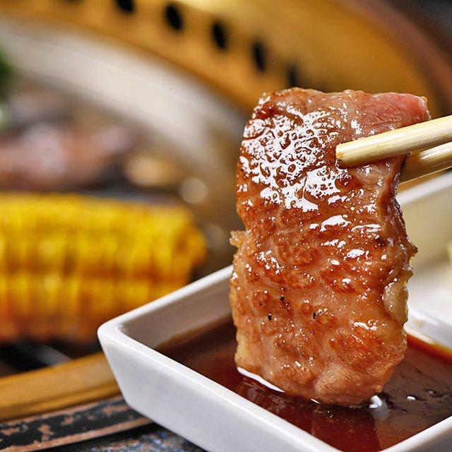 難波・黒門市場で『高級黒毛和牛』の焼肉食べ放題が楽しめる人気店!