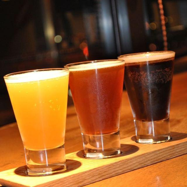 【梅田駅周辺】クラフトビールを飲むならここ!一人飲みにも人気の5選!!