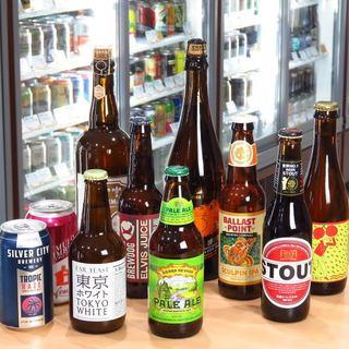 【お家でビアBAR】宅飲みのお酒はクラフトビールで!神田、北千住の『びあマ』でワンランク上の宅飲み用お酒を購入◎
