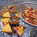 キャンプ燻製|スモークウッドの使い方-スモークチーズの作り方