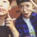 SUPER JUNIOR-Mヘンリーとf(x)アンバー、親しげにパッピンスを一緒に食べる : ニュース : KpopStarz 日本語版