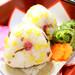 ✿お花見お弁当に✿桜の花✿甘卵✿おにぎり by soyumina [クックパッド] 簡単おいしいみんなのレシピが233万品
