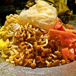 東京都内+名阪の「きのこ鍋」が美味しいおすすめ店!ダイエットにも効いて女性に大人気!