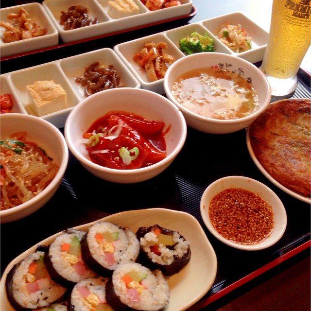 1000円で韓国料理が食べ放題!おすすめランチ …