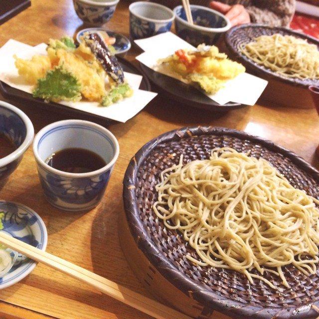 深大寺そばのおすすめ人気店ランキング!自然の中で食べるお蕎麦が格別です。
