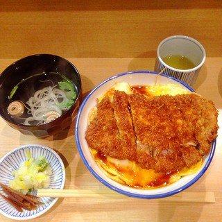 日本一うまいカツ丼を求めて!東京都内の人気かつ丼ランキング