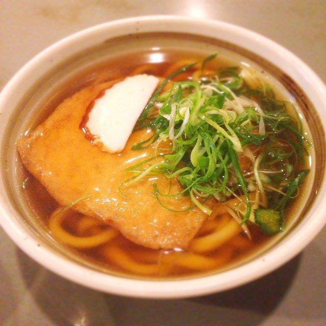 オオサカ☆ソウルフード きつねうどん食べたい!大阪市内の人気おすすめうどん店ランキング