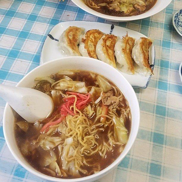 那須塩原のご当地グルメ スープ入り焼きそば!?驚きの美味しさが人気のお店