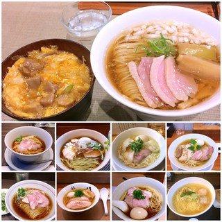 本当に美味しい!上野 ラーメン☆つけ麺・油そば!おすすめ店人気ランキング